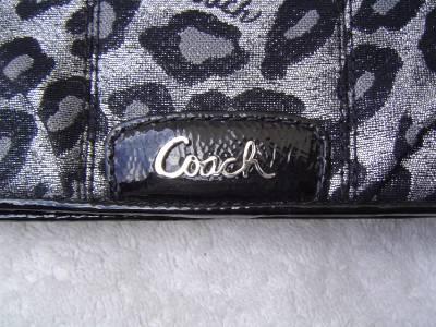 coach clutch purse outlet  coach ocelot