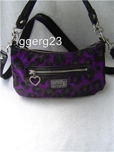 coach crossbody bag outlet  coach daisy ocelot signature