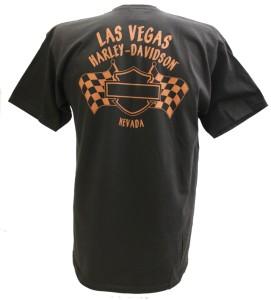 Harley Davidson Las Vegas Dealer Tee T Shirt BLACK XL #BRAVA1