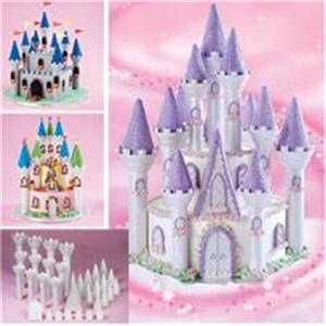 Wilton Fairy Castle Cake Kit