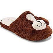 PUPPY-DOG-Brown-Clog-Slippers-Ladies-NEW-CUTE-Ladies-Sz