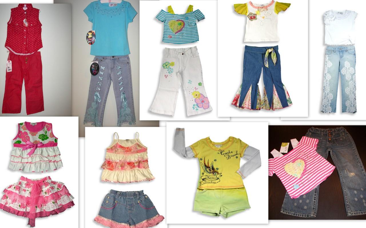 Модные имена одежд