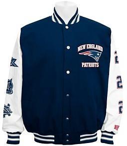 New-England-Patriots-Official-NFL-Super-Bowl-Jacket-by-G-III-S-M-L-XL-XXL-NWT
