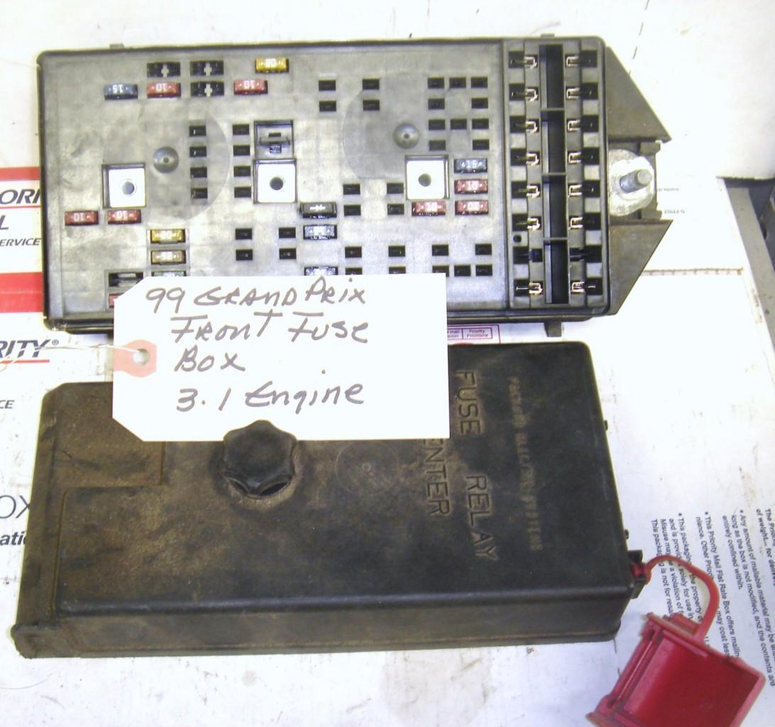 01 pontiac grand am fuse box 1997 2000    pontiac       grand    prix front    fuse       box    ebay  1997 2000    pontiac       grand    prix front    fuse       box    ebay