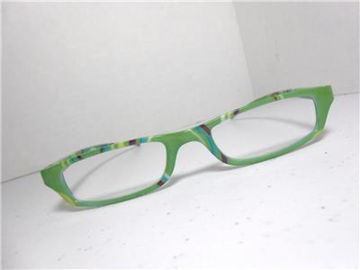 white aviator glasses  glasses & pouch