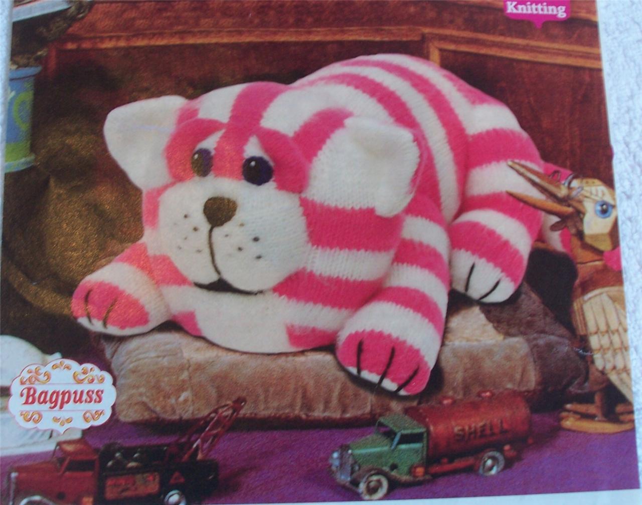 Knitting Patterns Toys Alan Dart : ALAN DART TOY KNITTING PATTERNS 8 TO CHOOSE FROM eBay