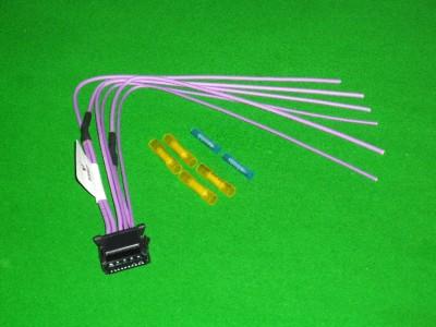 Details about Renault Scenic II Heater Resistor Repair Wiring Loom