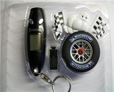 michelin tyre pressure gauge instructions
