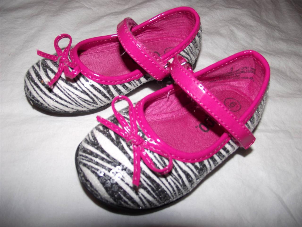 toddler circo zebra animal print shoes pink patent