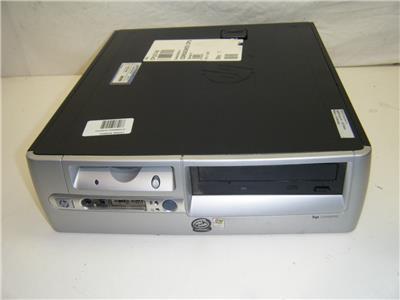 Hp Compaq D530 Sff