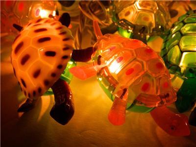9 Sea Turtle String Lights Luau Party Summer Beach BBQ Birthday Pool Lites NEW eBay