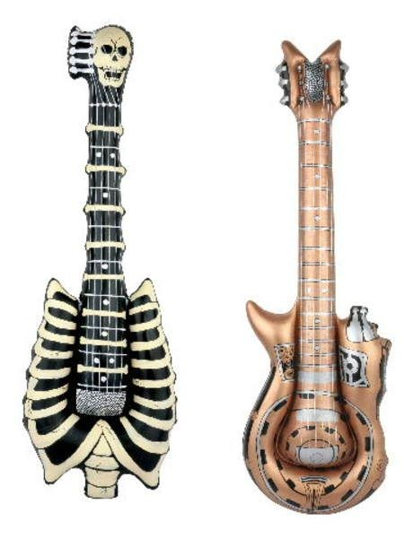 WICKED-REBEL-ROCKERS-INFLATABLE-AIR-GUITARS-2-GREAT-DESIGNS-COSTUME-ACCESSORY