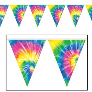 from Elijah triangle gay tie dye