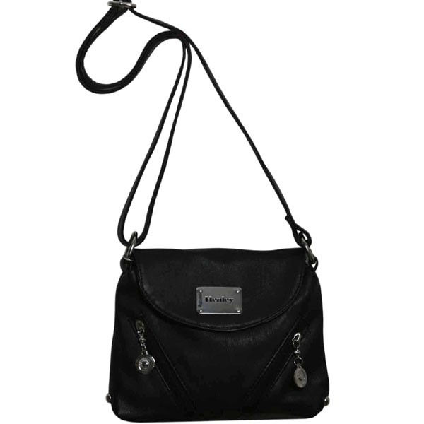 Henley Mini Shouder bag  Handbag Black 5.3