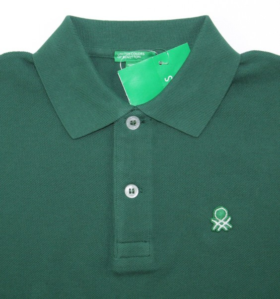 Neu benetton boy polo shirt hemd xxs 3 years eur 98 for Benetton usa online shop