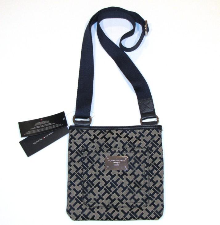 neu tommy hilfiger damen tasche handtasche crossbody bag. Black Bedroom Furniture Sets. Home Design Ideas