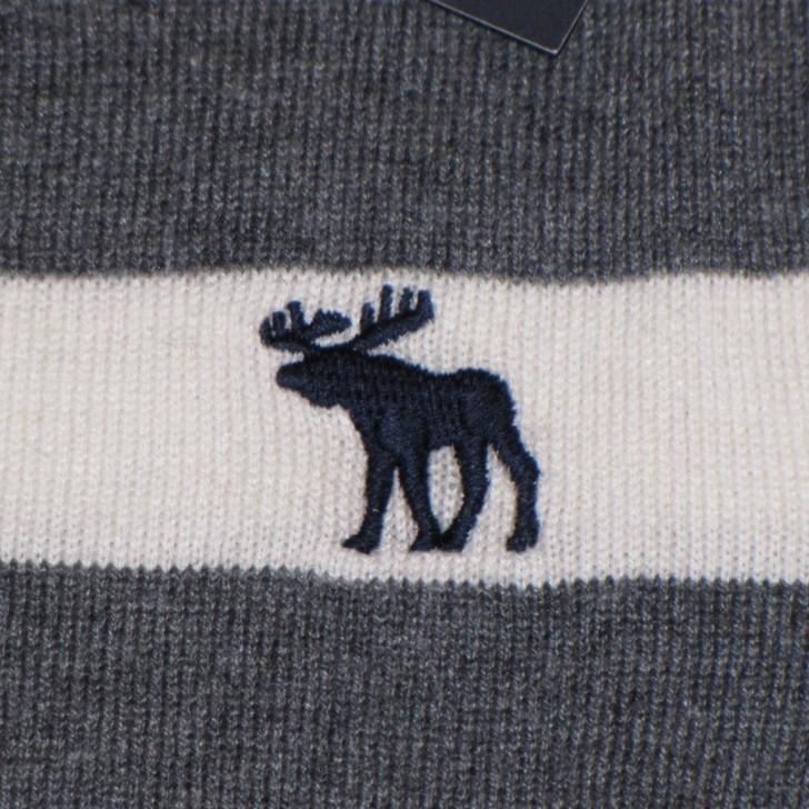 Abercrombie Moose Logo Abercrombie kids girls sweater