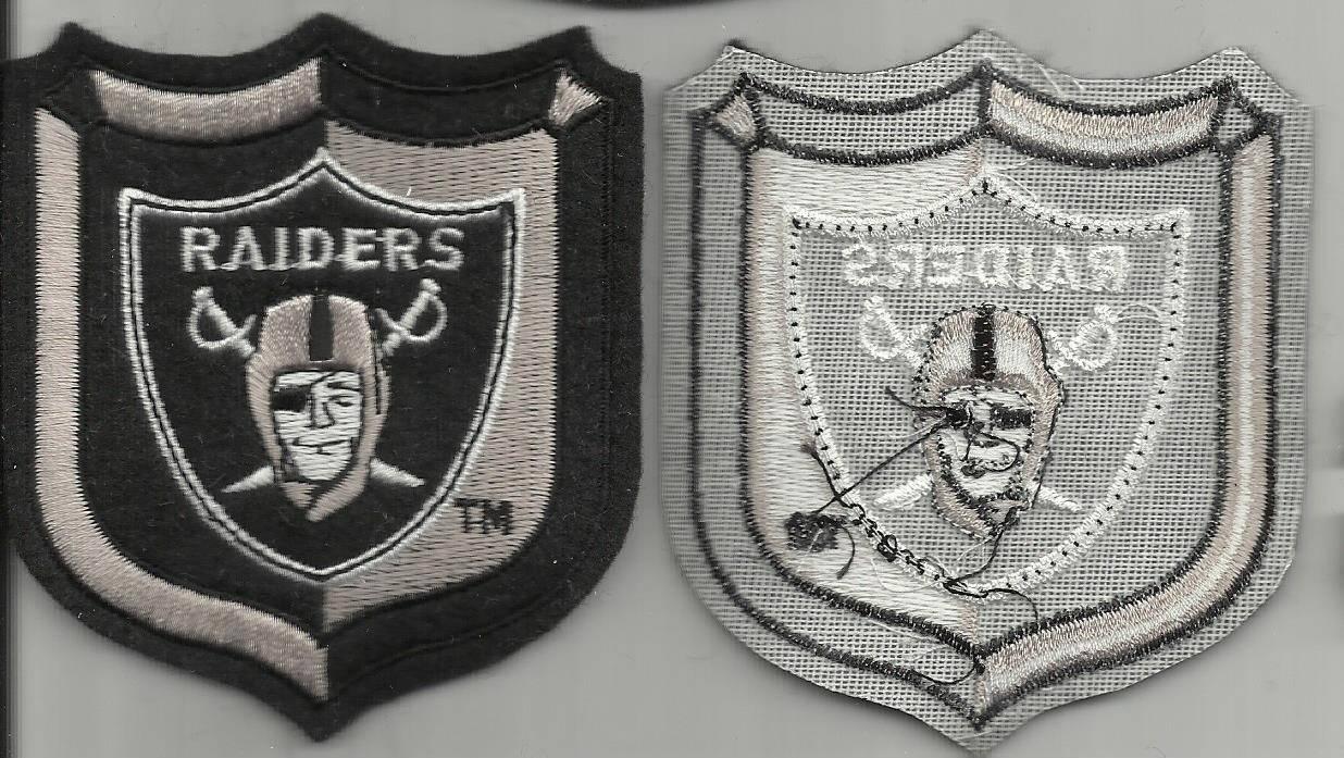 New Oakland Los Angeles Raiders Polo Shirt Size Shield