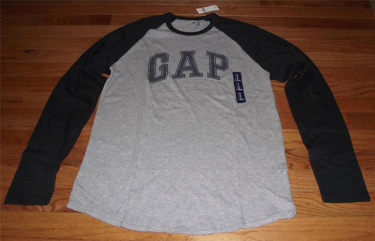 Essential long sleeve v neck t gap male models picture for Gap petite t shirts