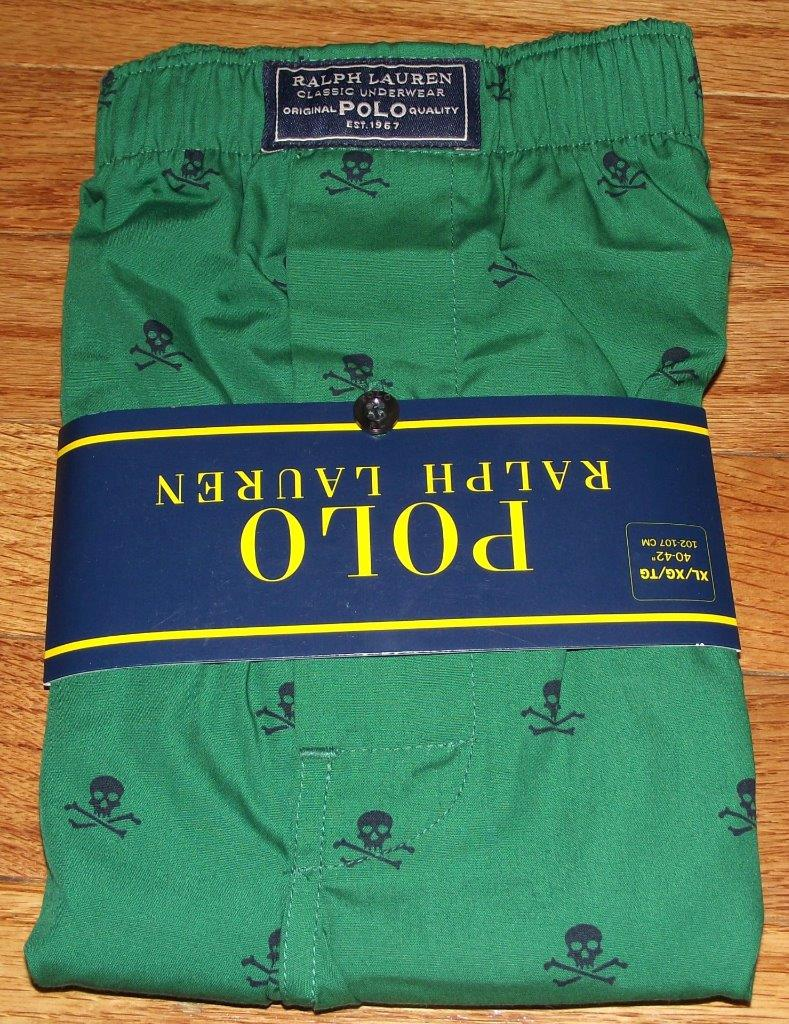 new nwt mens polo ralph lauren boxers boxer shorts. Black Bedroom Furniture Sets. Home Design Ideas