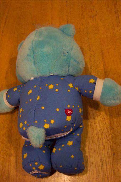 care bears talking bedtime plush stuffed animal ad