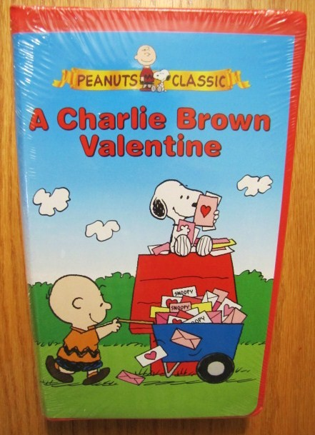 description - Charlie Brown Valentine Video