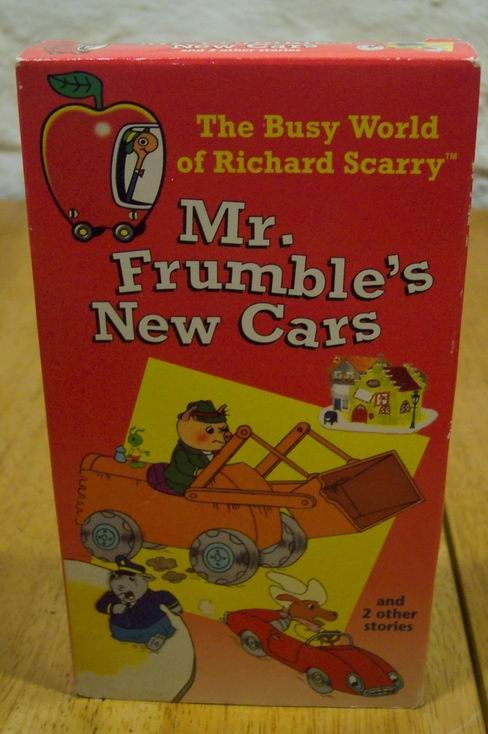 Mr Frumble S New Cars