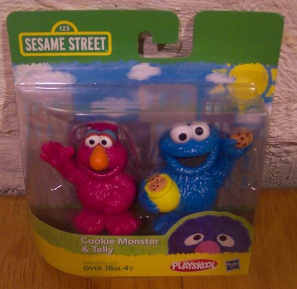 sesame street telly circus act games