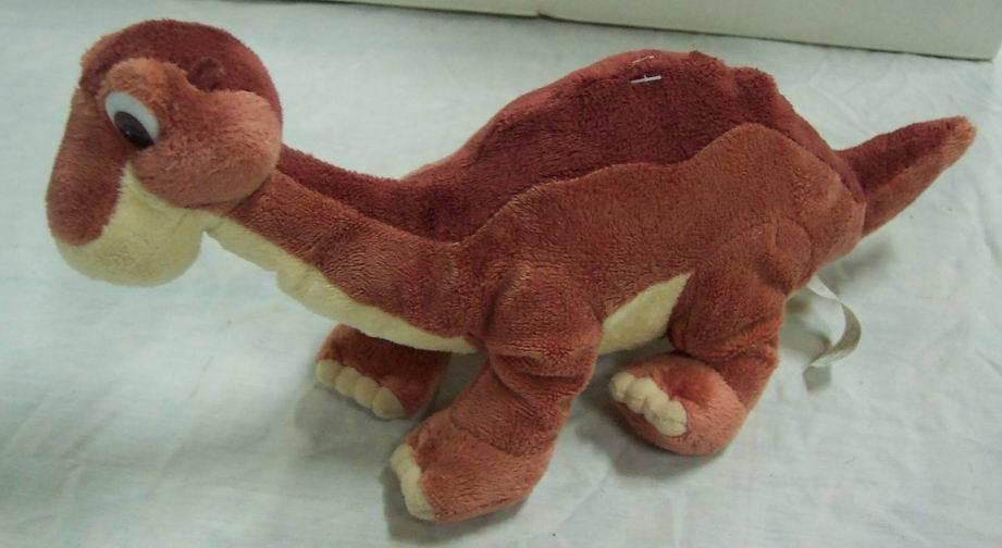 little foot dinosaur stuffed animal