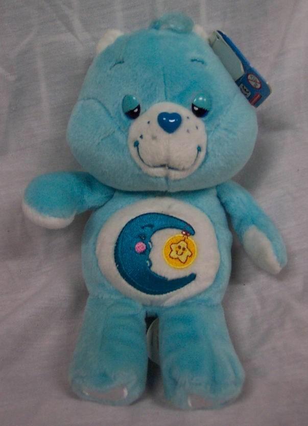 care bears talking blue bedtime 8 quot plush ad