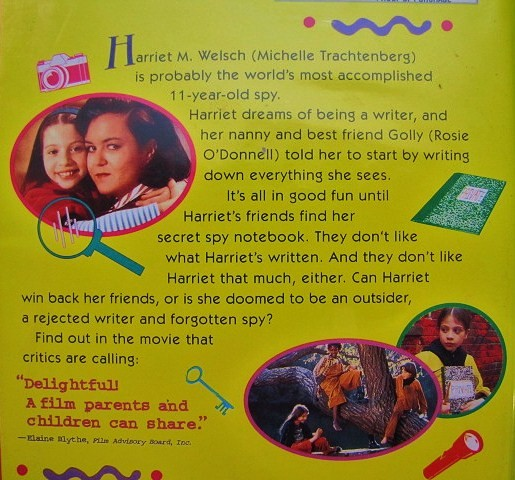 harriet the spy parenting styles Style inspired by the movie harriet the spy find this pin and more on outfit ideas by thejcrgirls this website is the pinterest of costumes.