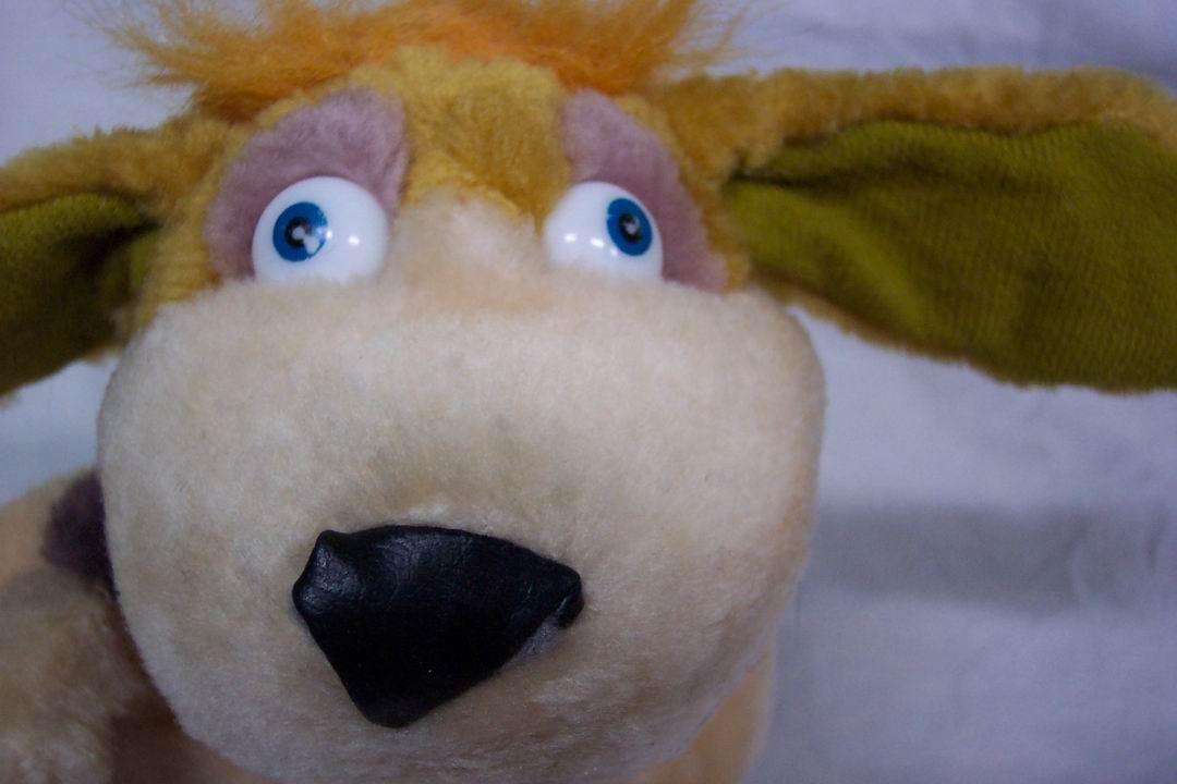 Rodney Dangerfield Dog Toy