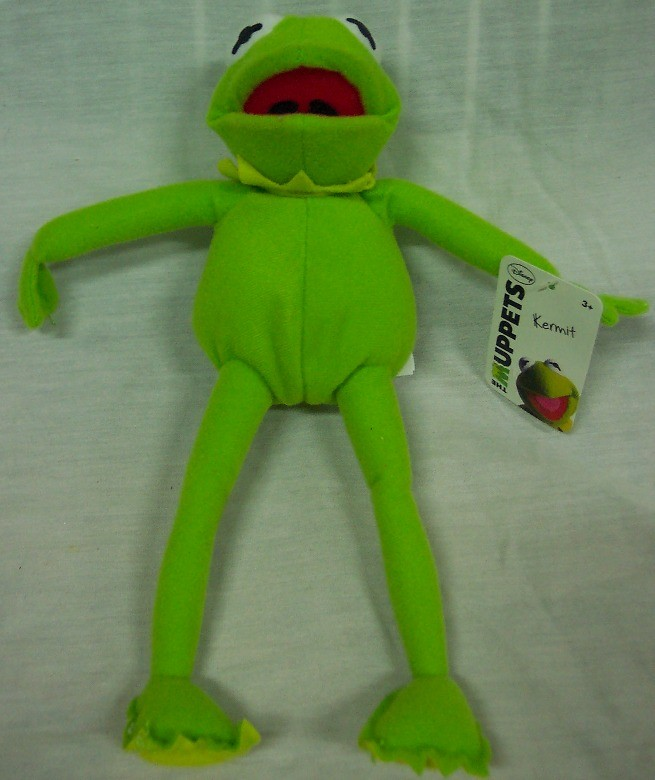 Kermit the frog smoking weed