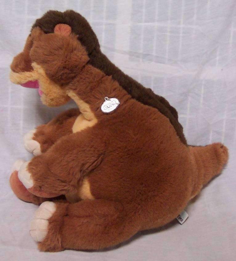 little foot dinosaur stuffed animal