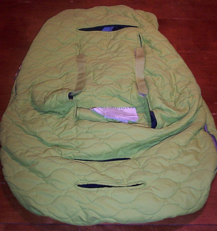 Bundle Me Blanket Car Seat