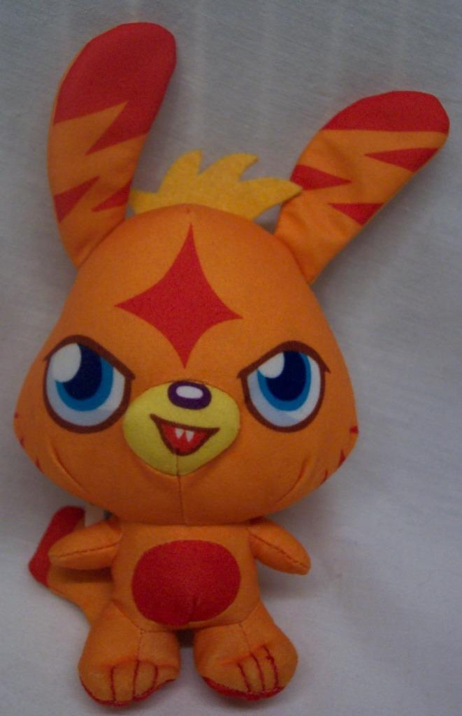 Moshi Monsters ORANGE & RED KATSUMA 8