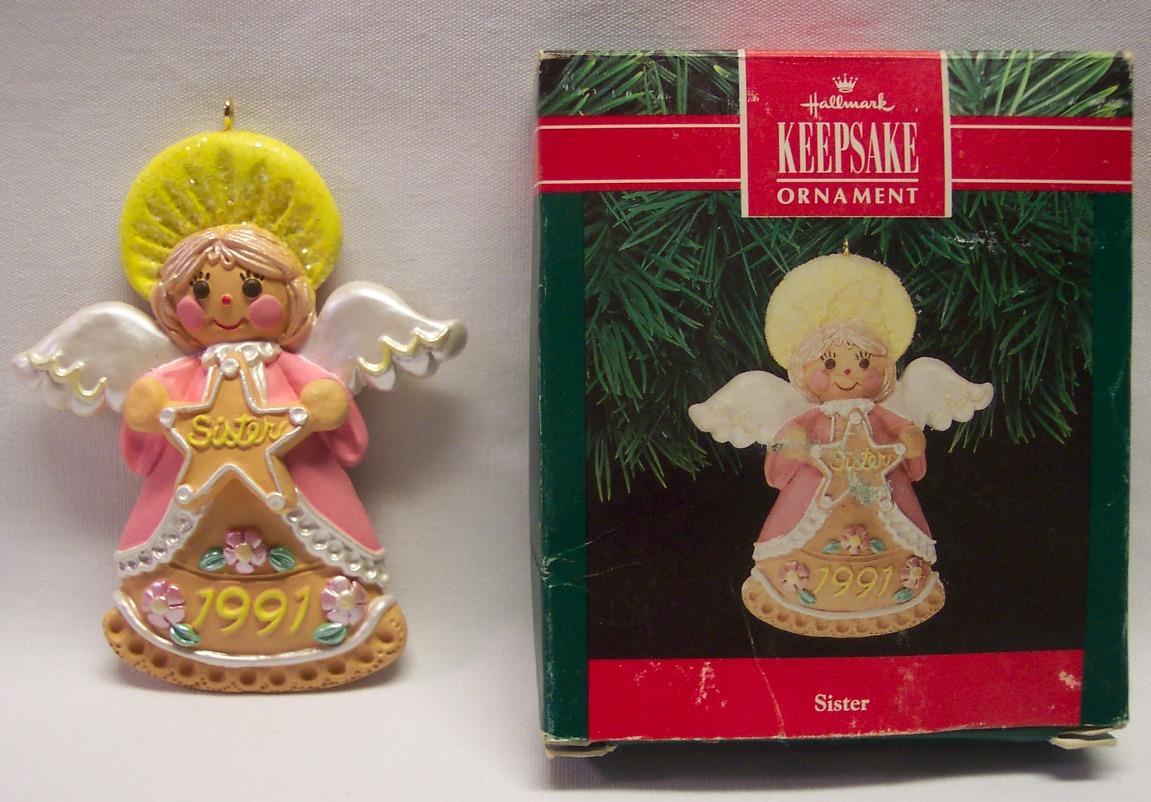 Hallmark keepsake sister angel cookie ad 4933766 - Hallmark espana ...