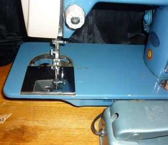 morse sewing machine model 4300