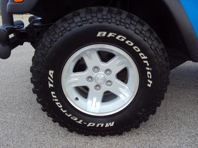 15 Quot 15x8 Jeep Wrangler Ravine Wheel Rim Tj Yj Unlimited Lj