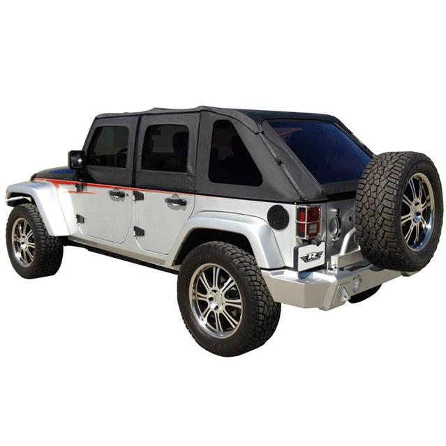 Jeep Wrangler Unlimited Hard Top For 2007