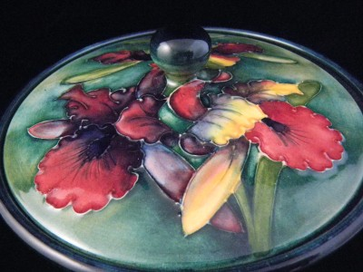 Moorcroft Porcelain on Ruby Lane