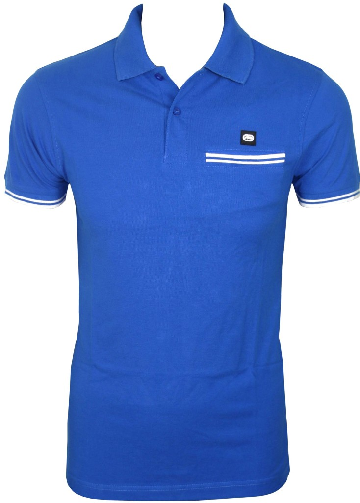 Mens ecko unltd polo shirt t shirt size s m l xl xxl ebay for Xxl mens polo shirts