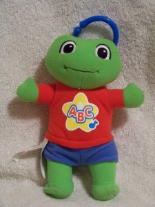 LEAPFROG Baby Learn-Along Leap ABC Learning Interactive ...