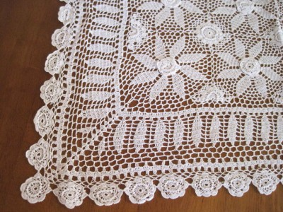 FREE CROCHET TABLE TOPPER PATTERNS | Crochet and Knitting