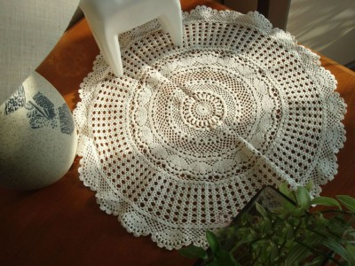 Popular items for placemats crochet on Etsy