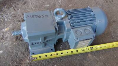 Bauer Geared Motor Type Bg10 11 D08la4 Tf New With