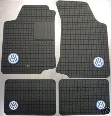 Vwvortex Com Wtb Mk3 Oem Vw Rubber Floor Mats