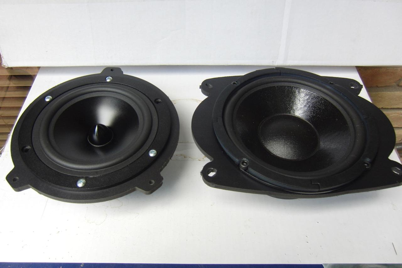 Bmw 3 Series E46 Harman Kardon Speaker Upgrade