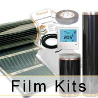 Underfloor Heating Film Kits