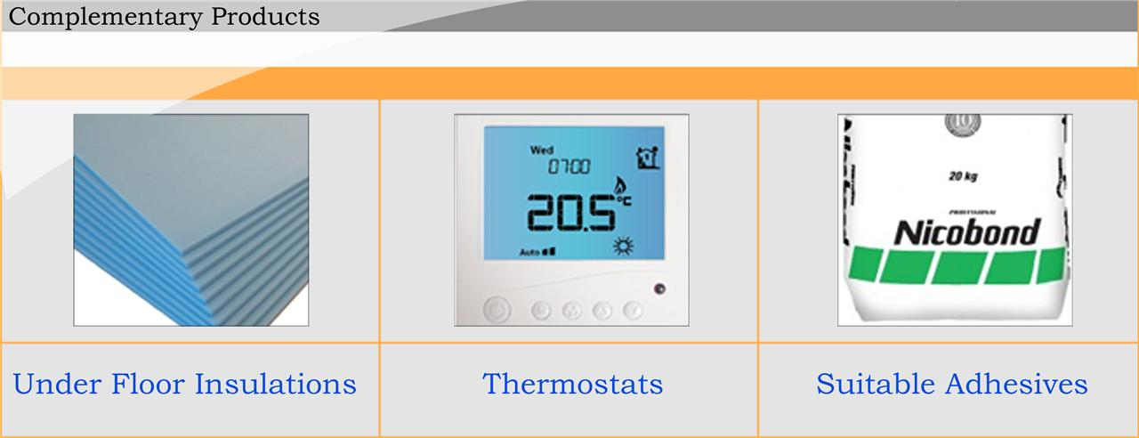 Under Wood Heating | Wood Underfloor Heating | Under Laminate Heating